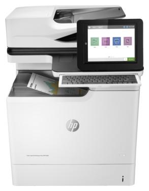 МФУ HP Color LaserJet Enterprise M681f J8A11A цветное A4 47ppm 1200x1200dpi Ethernet USB