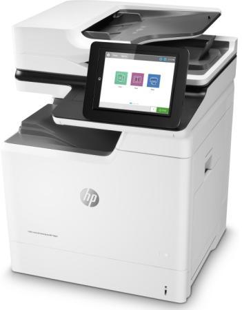 МФУ HP Color LaserJet Enterprise M681dn J8A10A цветное A4 47ppm 1200x1200dpi Ethernet USB мфу hp laserjet enterprise flow mfp m830z cf367a ч б a3 56ppm 1200x1200dpi duplex ethernet usb