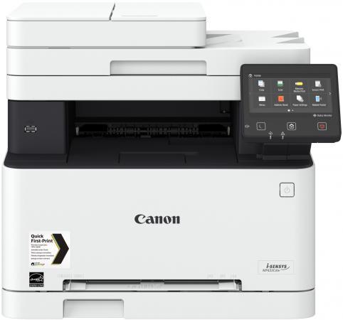 МФУ Canon i-SENSYS MF633Cdw цветное A4 18ppm 600x600dpi Ethernet USB Wi-Fi 1475C007 принтер canon i sensys lbp253x ч б a4 33ppm 1200х1200dpii ethernet wifi usb 0281c001