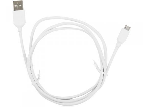 Кабель Belsis USB2.0 A вилка-USB Type С 1м белый BW1407W автомобильные зарядные устройства belsis автомобильное зарядное устройство 1 usb 1 a белый