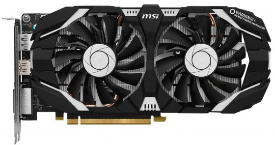 Видеокарта 3072Mb MSI GeForce GTX 1060 PCI-E 192bit GDDR5 DVI HDMI DP HDCP GTX 1060 3GT Retail видеокарта 2048mb msi r7 250 2gd3 oc pci e dvi hdmi dp hdcp retail