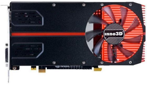 цена на Видеокарта 2048Mb Inno3D GeForce GTX 1050 Compact PCI-E 128bit GDDR5 DVI HDMI DP HDCP N10502-1SDV-E5CM Retail