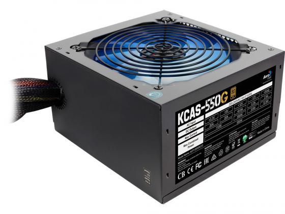 Блок питания ATX 550 Вт Aerocool KCAS-550G pvc heat shrink tubing for 3 x 18650 batteries