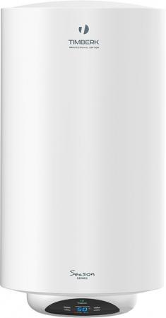 Водонагреватель накопительный Timberk SWH RE15 50 V 50л 1.5кВт белый электрический накопительный водонагреватель timberk swh re15 30 v
