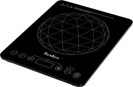 Индукционная электроплитка TESLER PI-16 чёрный