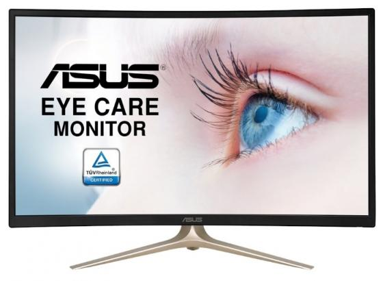 Монитор 32 ASUS VA327H черный VA 1920x1080 250 cd/m^2 4 ms HDMI VGA Аудио 90LM03D1-B01170