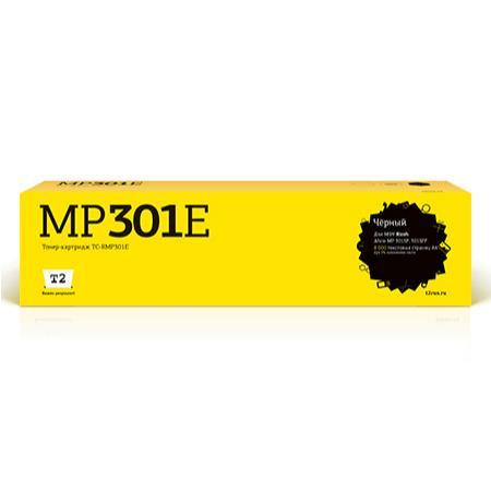 Фото - Картридж T2 MP301E для Ricoh Aficio MP 301SP/301SPF черный 8000стр TC-RMP301E картридж t2 mp301e для ricoh aficio mp 301sp 301spf черный 8000стр tc rmp301e