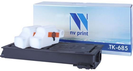 Фото - Картридж NV-Print TK-685 для для Kyocera TASKalfa 300i 20000стр Черный картридж nv print tk 435 для kyocera km 180 181 220 221 15000k