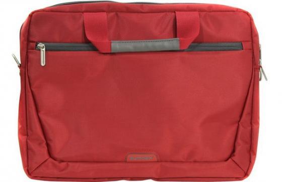 Сумка для ноутбука 15.6 Sumdex PON-111RD полиэстер красный сумка для ноутбука 15 sumdex pon 327rd красный