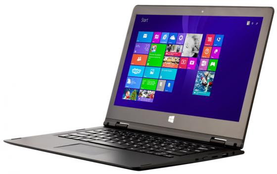 """Ноутбук KREZ Ninja TY1301 13.3"""" 1920x1080 Intel Atom-x5-Z8350 32 Gb 2Gb Intel HD Graphics 400 черный Windows 10 TY1301B"""