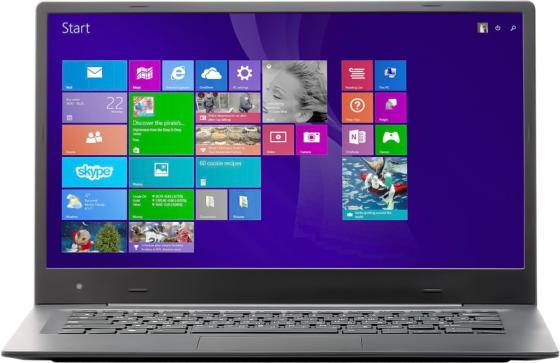 Ноутбук KREZ Cloudbook N1402P 14 1366x768 Intel Atom-x5-Z8350 32 Gb 2Gb Intel HD Graphics 400 черный Windows 10 Professional N1402P