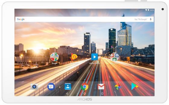 Планшет ARCHOS 101c Helium 10.1 16Gb серебристый белый Wi-Fi 3G LTE Bluetooth Android планшет archos 101b helium 10 1 16gb серебристый wi fi 3g bluetooth 4g android 503325