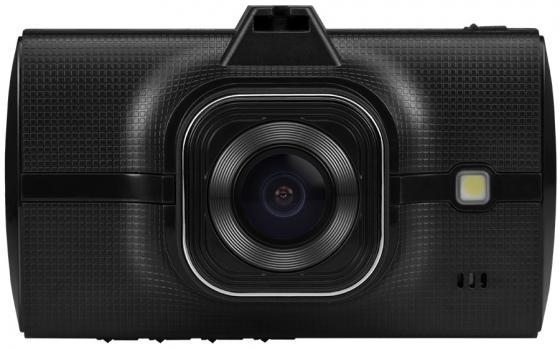 Видеорегистратор Prestigio RoadRunner 330i 3 1920x1080 120° USB microSD microSDHC черный