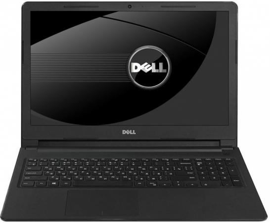 Ноутбук DELL Vostro 3568 15.6 1366x768 Intel Pentium-4415U 1 Tb 4Gb Intel HD Graphics 610 черный Linux 3568-0221 ноутбук dell vostro 3568 3568 9378 3568 9378