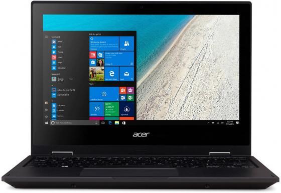 Ноутбук Acer TravelMate TMB118-R-C9JG 11.6 1366x768 Intel Celeron-N3350 32 Gb 4Gb Intel HD Graphics 500 черный Windows 10 Professional NX.VFZER.001 ноутбук acer travelmate tmb117 m c8fg 11 6 1366x768 intel celeron n3060 128 gb 4gb hd graphics 400 черный windows 10 professional nx vcger 017