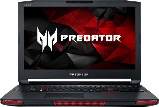 Ноутбук Acer Predator GX-792-747Y 17.3 1920x1080 Intel Core i7-7820HK 1 Tb 256 Gb 16Gb nVidia GeForce GTX 1080 8192 Мб черный Windows 10 Home NH.Q1EER.004 ноутбук acer predator gx 791 7966 17 3 1920x1080 intel core i7 6820hk 1tb 256 ssd 16gb nvidia geforce gtx 980m 8192 мб черный linux nh q12er 002