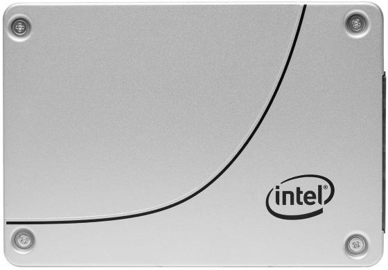 Твердотельный накопитель SSD 2.5 150Gb Intel S3520 Read 180Mb/s Write 165Mb/s SATAIII SSDSC2BB150G7