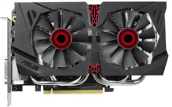 Видеокарта 6144Mb ASUS GeForce GTX1060 PCI-E 192bit GDDR5 DVI HDMI DP HDCP GTX1060-A6G-9GBPS Retail видеокарта msi geforce gtx 1060 gaming x 6g 1594mhz pci e 3 0 6144mb 8100mhz 192 bit dvi hdmi hdcp