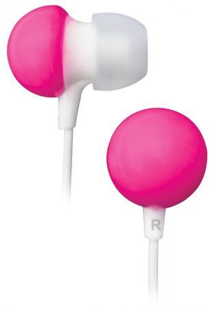 Наушники BBK EP-1140S розовый проводные наушники bbk ep 1401s white