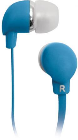Наушники BBK EP-1190S синий наушники bbk ep 1200s вкладыши белый проводные