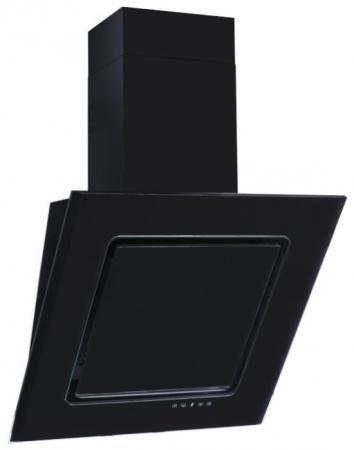 Вытяжка каминная Elikor Оникс 60П-1000-Е4Д черный вытяжка elikor оникс 60п 1000 е4д белый белый