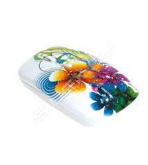 все цены на Мышь беспроводная Smartbuy 327AG принт Цветы [SBM-327AG-FL-FC] онлайн