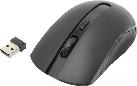 Мышь беспроводная Smart Buy ONE 342AG чёрный USB мышь беспроводная hp 200 silk золотистый чёрный usb 2hu83aa