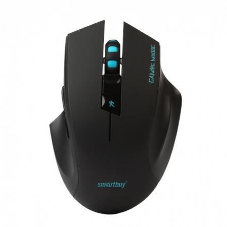 Мышь игровая беспроводная Smartbuy RUSH 706 черная [SBM-706AGG-K] цена