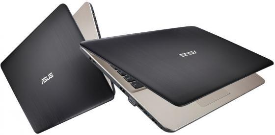 "Ноутбук ASUS X541NA 15.6"" 1366x768 Intel Celeron-N3350 500 Gb 4Gb Intel HD Graphics черный Windows 10 Home 90NB0E81-M04050"