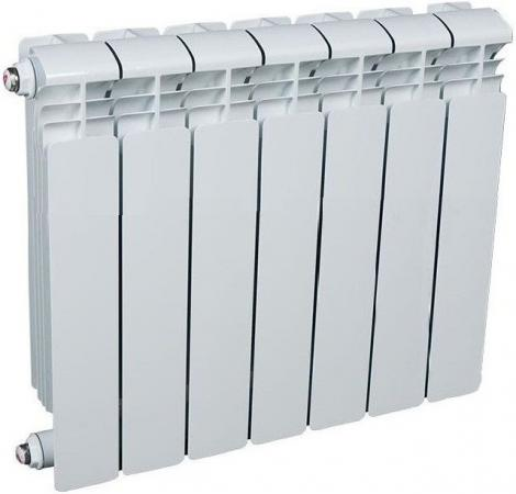 Радиатор RIFAR Alum 350 х 7 сек собранный алюминиевый радиатор rifar alum 500 10 сек