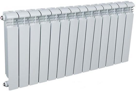 Радиатор RIFAR Alum 350 х14 сек собранный радиатор rifar alum 500 х14 сек vl собранный