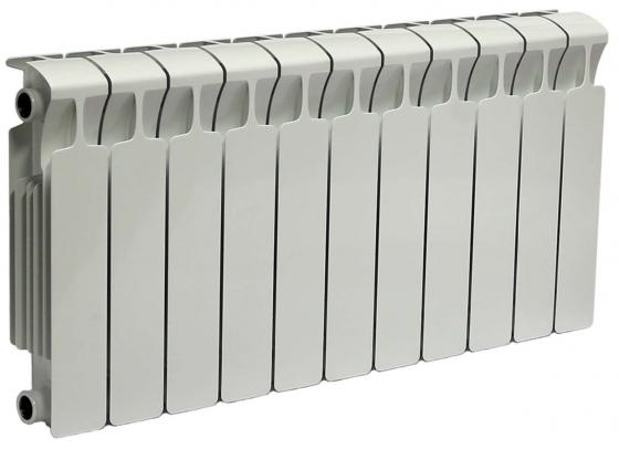 Радиатор RIFAR Monolit 350 х11 сек НП прав (MVR) биметаллический радиатор rifar monolit ventil mvr 350 04
