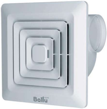 Вентилятор вытяжной BALLU Fort Quadro-1 FQ1-200 24 Вт белый