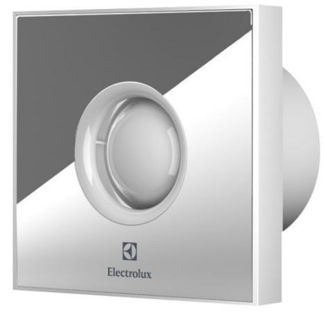 Вентилятор вытяжной Electrolux Rainbow EAFR-100 mirror 230 Вт вытяжной вентилятор electrolux eafr 150 mirror