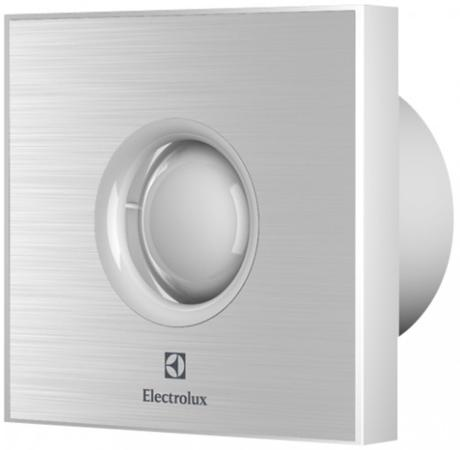 Вентилятор вытяжной Electrolux Rainbow EAFR-100 15 Вт серебристый цена в Москве и Питере