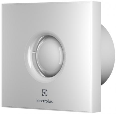 Вентилятор вытяжной серии Rainbow EAFR-100T white с таймером цены