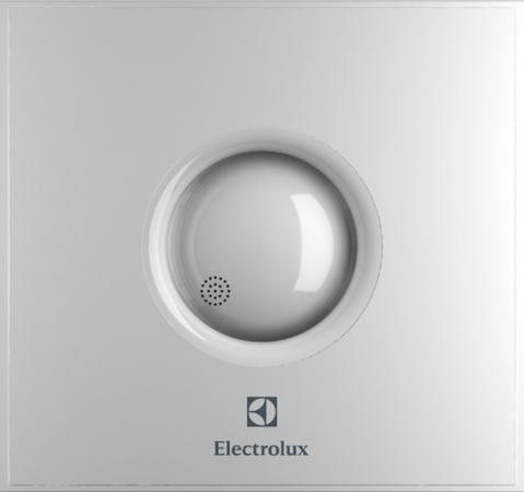 Вентилятор вытяжной Electrolux Rainbow EAFR-100TH white 15 Вт белый цена и фото