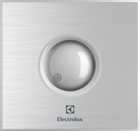 Вентилятор вытяжной Electrolux Rainbow EAFR-120 steel 20 Вт серый цена