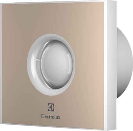 Вентилятор вытяжной Electrolux Rainbow EAFR-120TH beige 20 Вт бежевый