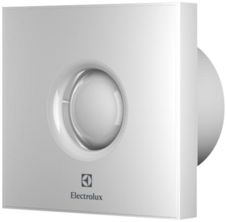 Вентилятор вытяжной серии Rainbow EAFR-120TH white с таймером и гигростатом цены