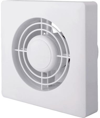 Вентилятор вытяжной Electrolux 703043 15 Вт белый EAFS-100Slim