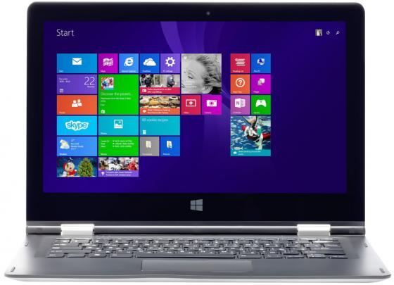 Ноутбук KREZ TY1301 13.3 1920x1080 Intel Atom-x5-Z8350 32 Gb 2Gb Intel HD Graphics 400 белый Windows 10 TY1301W prestigio visconte s cool gray 11 6 1920x1080 windows 10 intel atom x5 z8300 2gb 328gb 2 0 mp 5 0 mp wifi 7500mah ru us kb [uepmp1020cers]