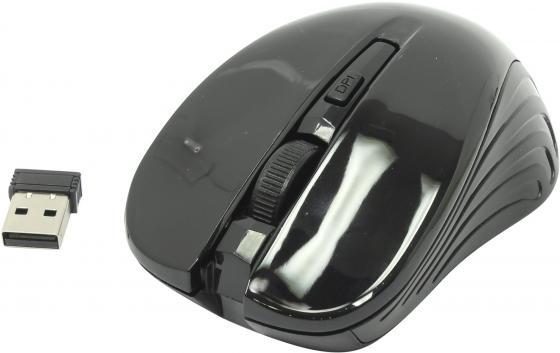 все цены на Мышь беспроводная Smart Buy ONE 340AG чёрный USB SBM-340AG-K онлайн