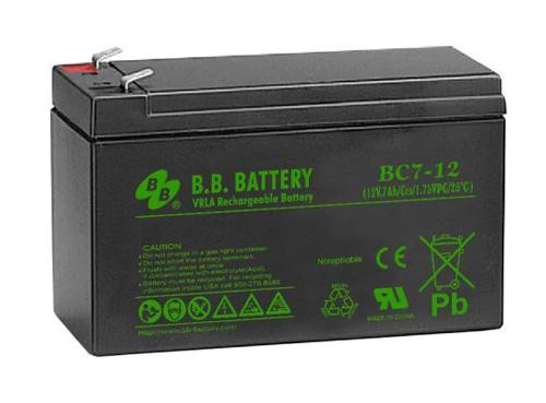 Батарея B.B. Battery BC 7-12 7Ач 12B powerful 52v 1200w 1500w electric bike triangle battery 52v 20ah lithium battery with 40a bms and 58 8v 4a fast charger