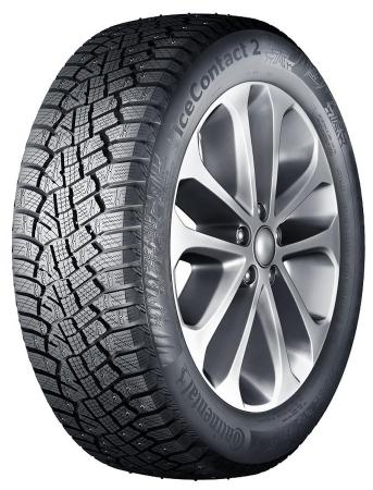 Шина Continental IceContact 2 SUV 235/55 R20 105T