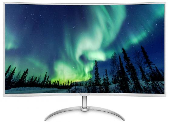 Монитор 40 Philips BDM4037UW/01 серебристый белый VA 3840x2160 300 cd/m^2 4 ms HDMI DisplayPort VGA Аудио USB монитор 43 philips 436m6vbpab 00 01 черный mva 3840x2160 1000 cd m^2 4 ms hdmi displayport mini displayport аудио usb