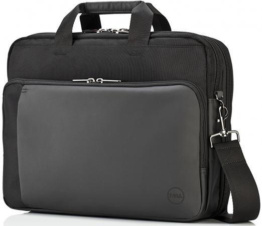 Сумка для ноутбука 15.6 DELL Premier Briefcase ткань черный 460-BBOB цена