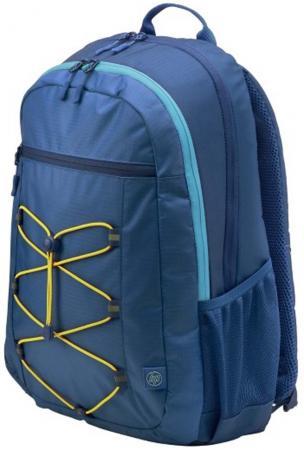 Рюкзак для ноутбука 15.6 HP Active Backpack синтетика синий желтый