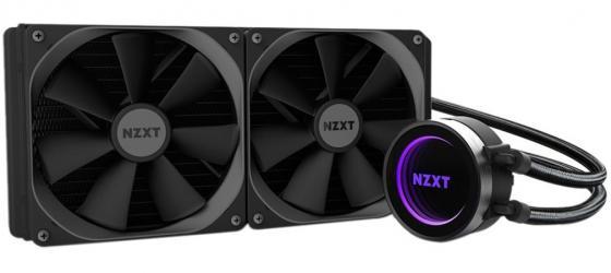 все цены на Водяное охлаждение NZXT RL-KRX62-02 280mm онлайн