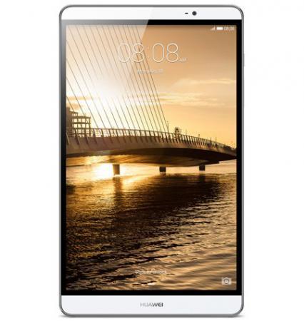 Планшет Huawei MediaPad M2 8 16Gb серебристый Wi-Fi 3G Bluetooth Android 53017935 apple ipad air 2 wi fi cellular 16gb gold
